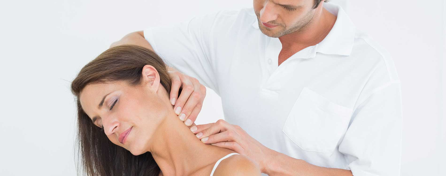 Как правильно делать массаж шеи фото